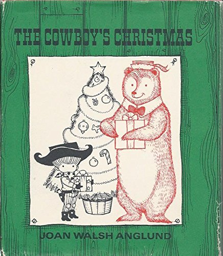 The Cowboy's Christmas, a Margaret K. McElderry Book