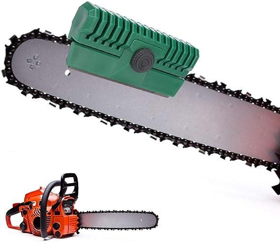 Chainsaw Bar Rail Dresser Chain Guide File Repair Tools For Stihl Echo J2M9