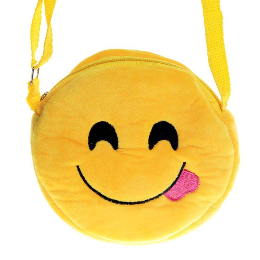 Amazon.com: Lovely Emoji cambiar bolsa cartera portafolios ...