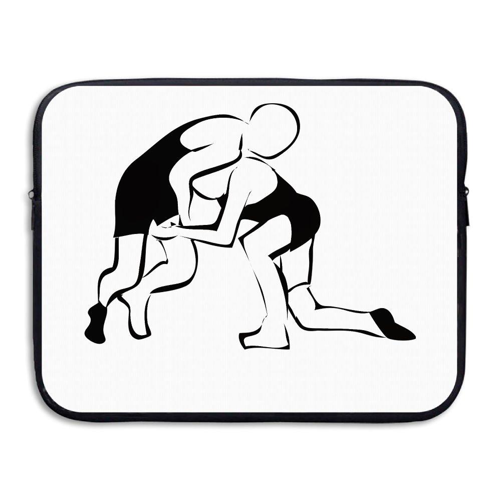 HONGMING Amateur Wrestling Laptop Sleeve Briefcase by HONGMING