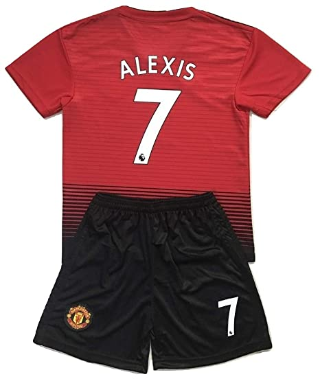 meet f95a8 b9c2a Amazon.com : Gadzhinski2017 Alexis #7 Manchester United 2018 ...