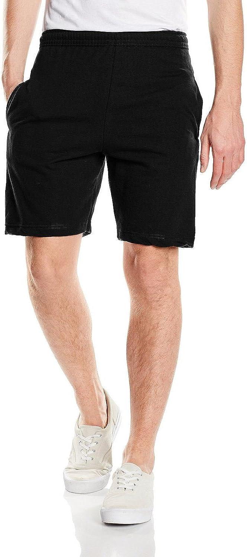Fruit of the Loom Mens Premium Jogging Shorts
