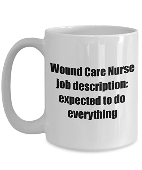 Image Unavailable Not Available For Color Wound Care Nurse Mug