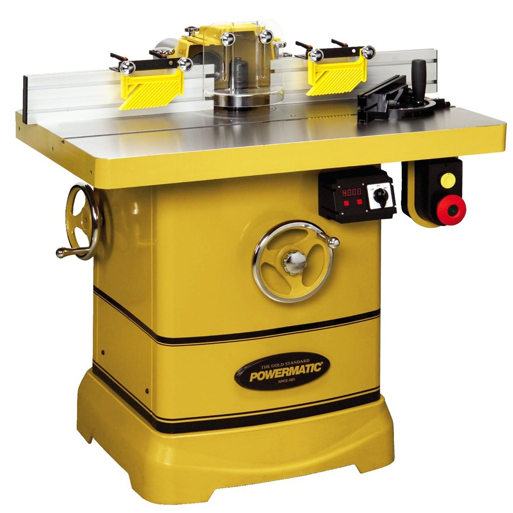 Powermatic 1280100C Model PM2700 3 HP 1-Phase Shaper with DRO and Casters -  Power Planers - Amazon.com