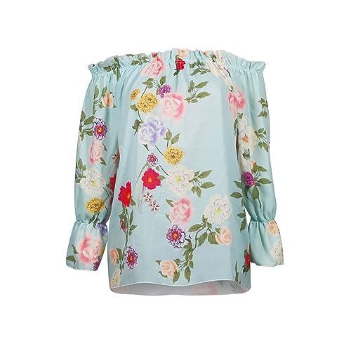 ZHUOTOP - Camisas - para mujer