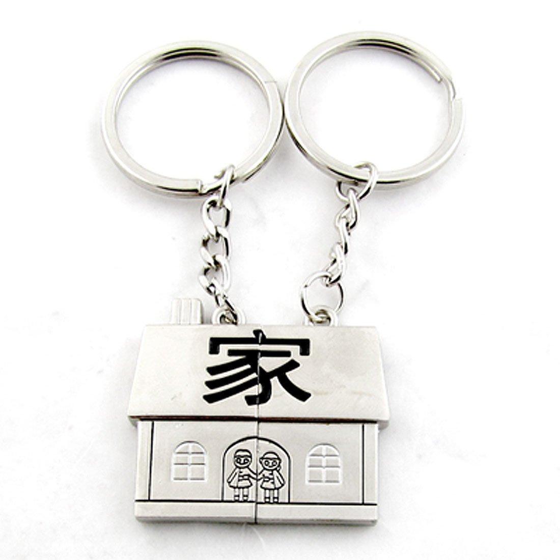 Forma pareja china casera de la casa Pareja magnética ...