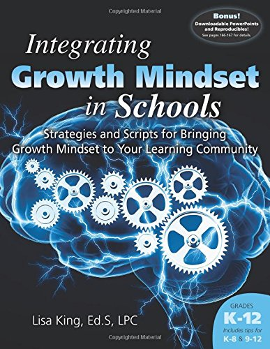 Integrating Growth Mindset in Schools