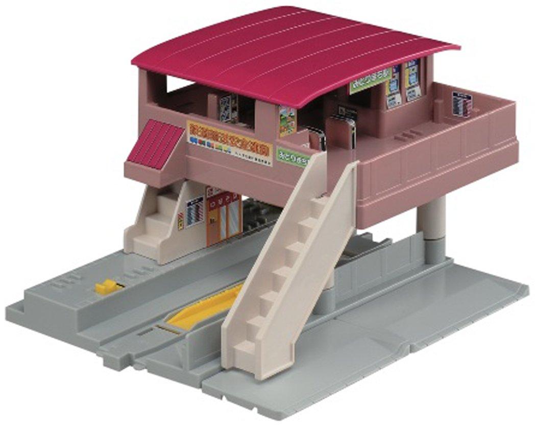 J-25 Pla Kids Station on Flyover TAKARA TOMY KTEC-cAGGT-ds-1105384 Plarail