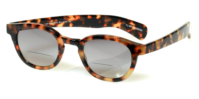 66c36470d632 Amazon.com  eyebobs Total Wit Reader Sunglasses