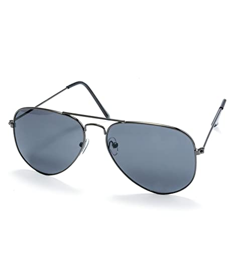 20c728ac0c Stacle Premium Flash Mirrored Aviator Sunglasses for Men and Women (Single