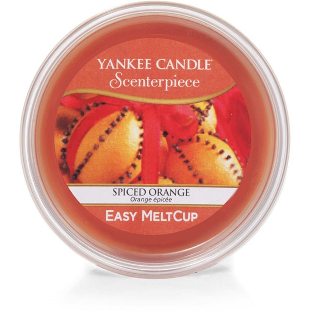 YANKEE CANDLE Spiced Orange Scenterpiece per Cialde Melt, Rosso 1519512E