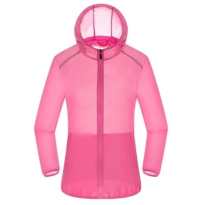 Jamemcabin Ultra Light Basic Jacket Women Men Waterproof Coat Summer Windbreaker Girls Female Jackets Hooded Pink