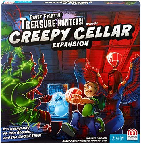 Ghost Fightin' Treasure Hunters Creepy Cellar ()