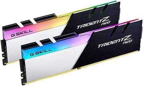 Imagen deG.Skill F4-3600C16D-16Gtznc Trident Z - Kit Memoria RAM (16 GB, DDR4-3600)