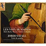 Classical Music : Les Voix Humaines - Works for Lyra Viol and Bass Viol