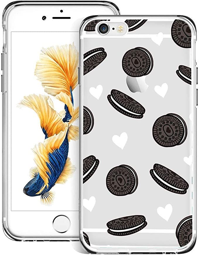 cover iphone 6 cioccolato