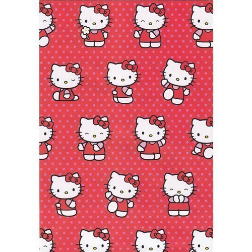 Gift Wrap Hello Kitty Giftwrap & Tags Pack ()