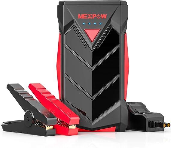 Aenllosi Hard Storage Case Compatible with NEXPOW Jump Starter Q10S,1500A Peak