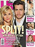 Reese Witherspoon & Jake Gyllenhaal l Melissa Rycroft & Tye Strickland l Tiger Woods & Elin Nordegren l Project Runway - December 28, 2009 US Weekly