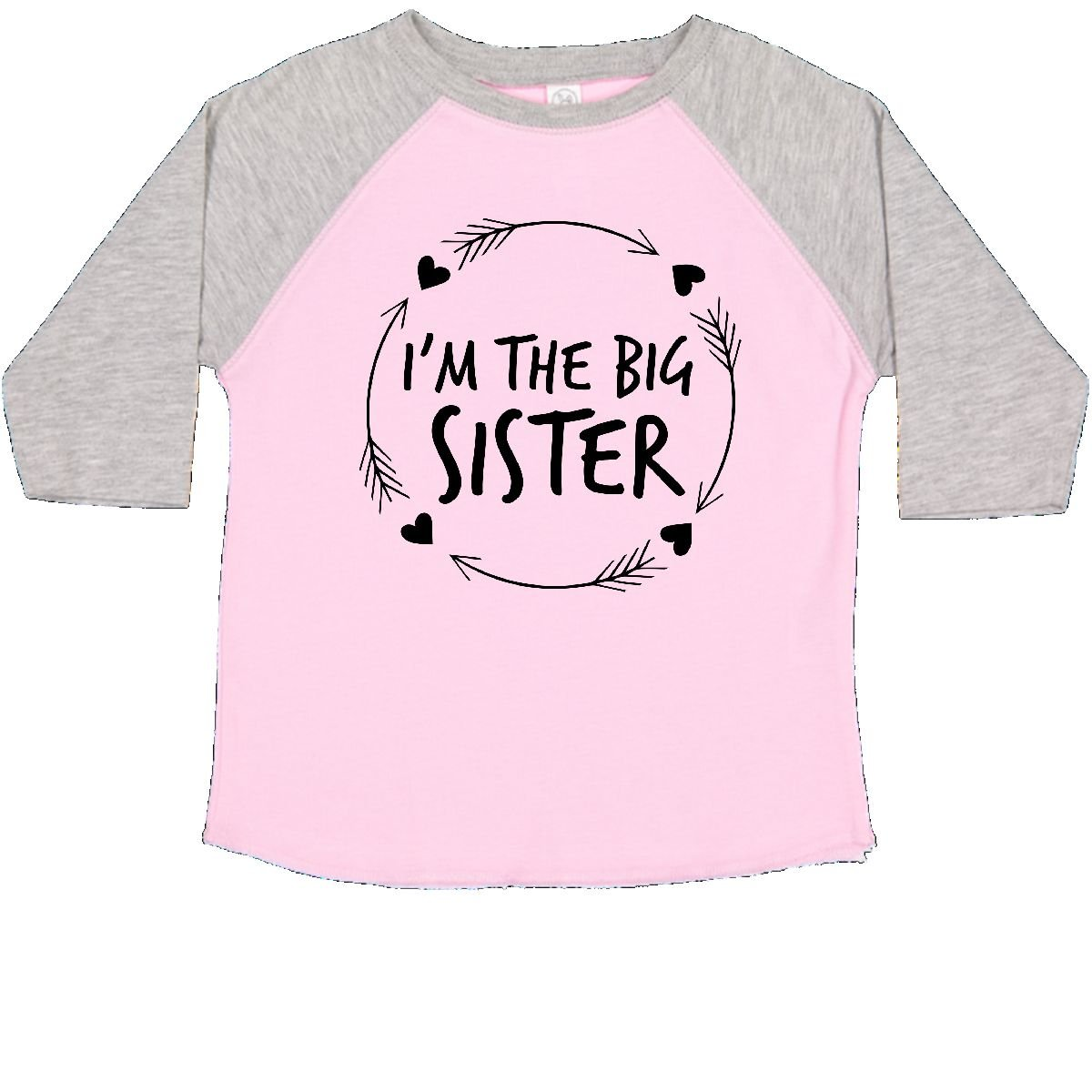 inktastic Im The Sister Toddler T-Shirt