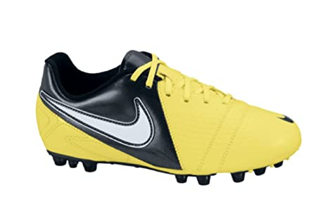 Nike Botas CTR360 Libretto III AG Junior -Amarillo-  Amazon.es ... 01aa1a6170e03