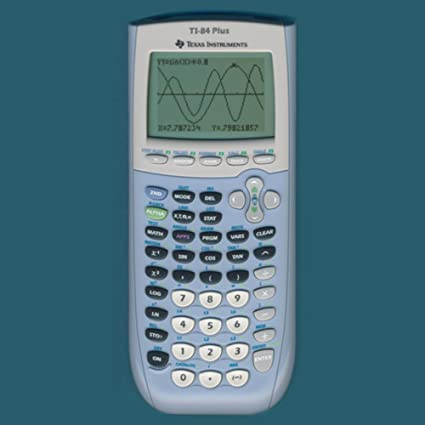 TEXAS INSTRUMENTS Ti 84 Plus Graphic Calculator