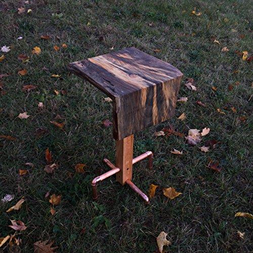 Oak Pine Table - 9