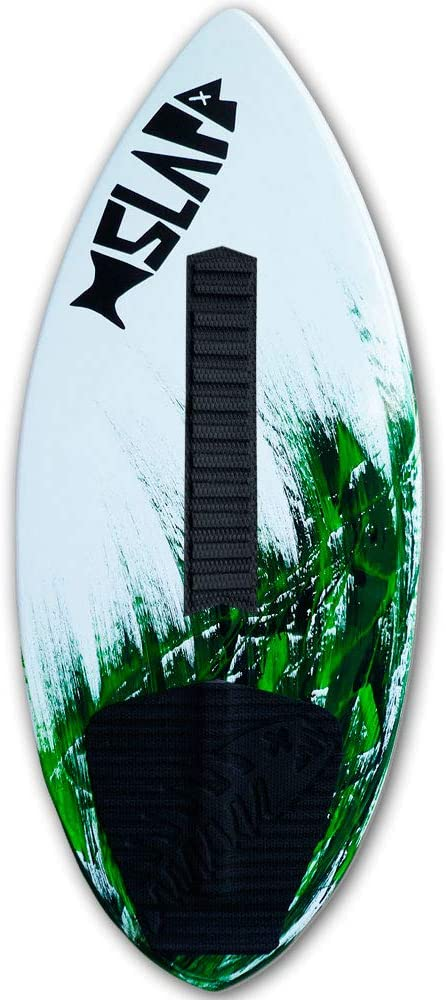 4 Colors with Traction Deck Grip Slapfish Skimboards 41 Fiberglass /& Carbon Riders up to 140 lbs Kids /& Adults