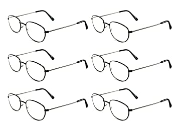 81f88ed1f7 Mr. Reading Glasses  +3.25  Wholesale Lot of 6 Pairs Assorted Unisex Design