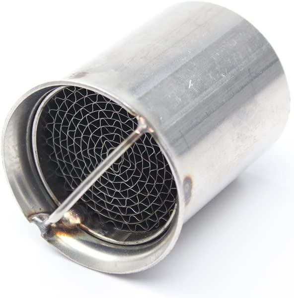 Tubo silenciador 180mm//30cm de largo-wickelfalz silenciador dunstabzug aire de salida