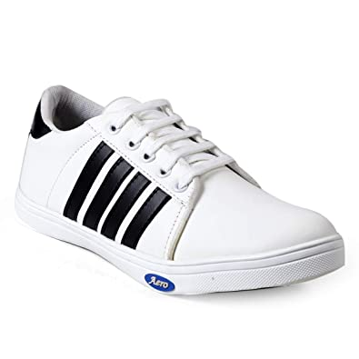 T-Rock Men s Black Sneaker Casual Shoes  Buy Online at Low Prices in ... 97409c2063598