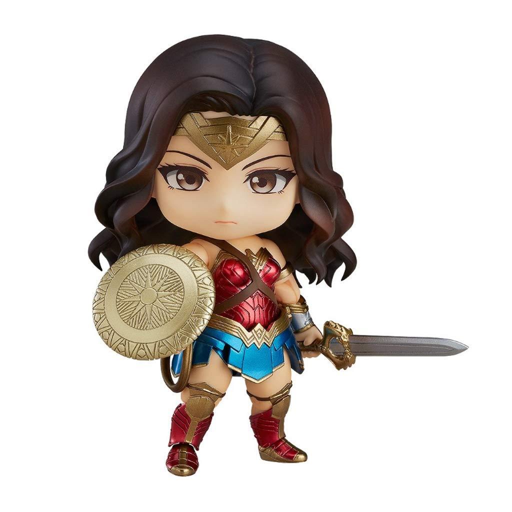 Comics Nendgoldid Wonder Woman Hero's Edition Figure4in