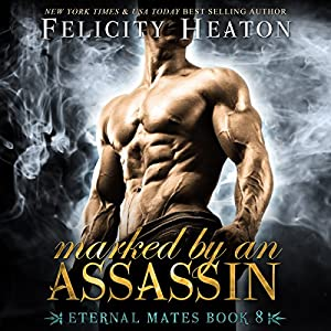 Marked by an Assassin Audiobook