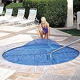 7'x7 Spa & Hot Tub Thermal Solar Blanket Cover-15 Mil