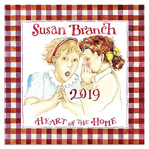 2019 Susan Branch Heart of the Home Mini Calendar (Wood Susan Branch)