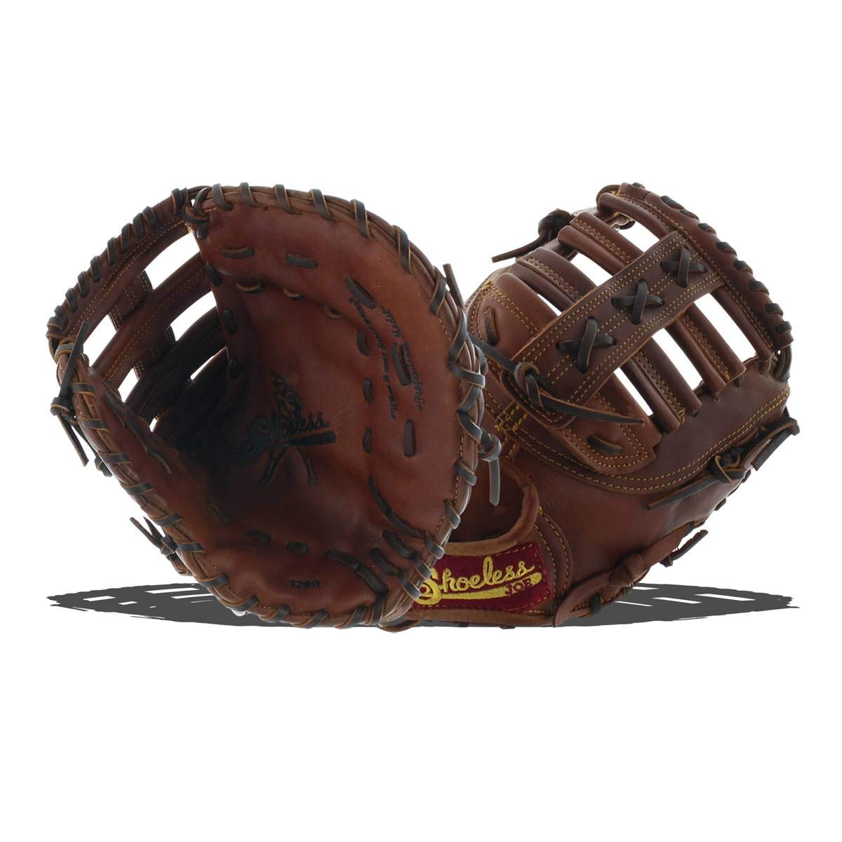 Shoeless Joe Adult 12'' First Base Glove Size: Lht No Color by Shoeless Joe