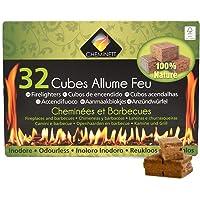 Cheminett 15751 Cube allume feu 100% naturel