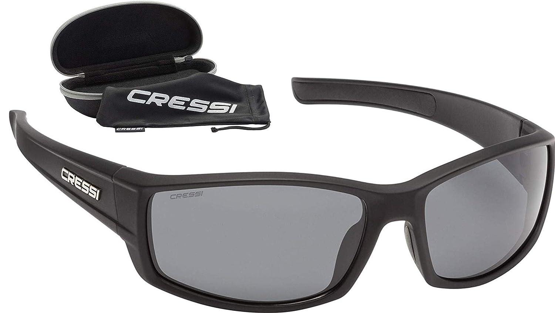 Cressi Hunter Sunglasses Gafas de Sol Deportivo Unisex Adulto