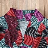 Fabal Toddler Baby Girls Fashion African Print