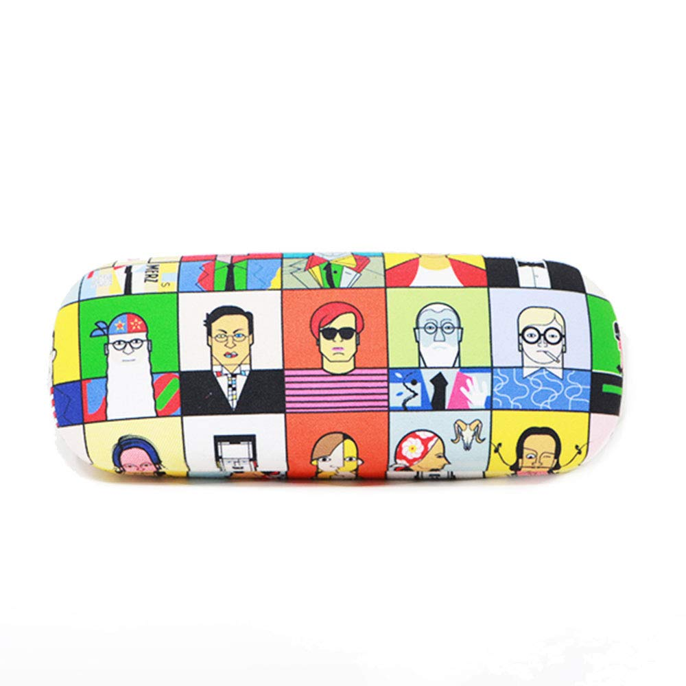 Great Modern Artists - Glasses Case by Eighty Days