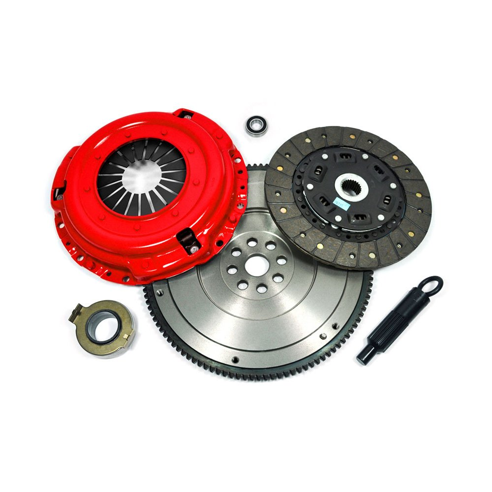 EFT STAGE 2 CLUTCH KIT+HD FLYWHEEL for ACURA CL ACCORD PRELUDE F22 F23 H22 H23