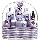 Home Spa Gift Baskets for Women & Men - Bath and