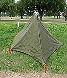 U.S. Military Tent Half Shelter