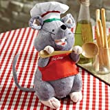 Cuddle Barn Chef Luigi Animated Singing and Dancing Plush - 12