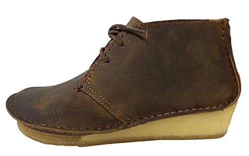Clarks Originals Women's Beeswax Leather Faraway Canyon 10 B(M) US