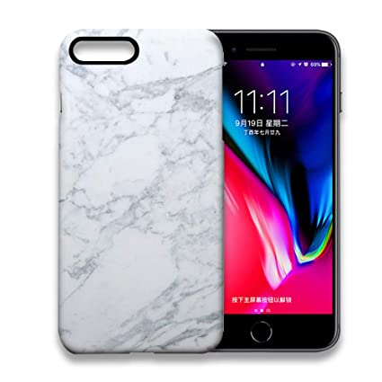 Amazon Com White Rose Gold Marble Wallpaper Noou Tpu Cover Case