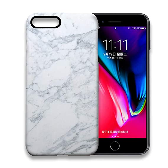 White Rose Gold Marble Wallpaper NOOU TPU Cover Case Drop Protection Phone For IPhone 7