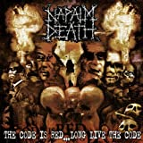 NAPALM DEATH THE CODE IS RED