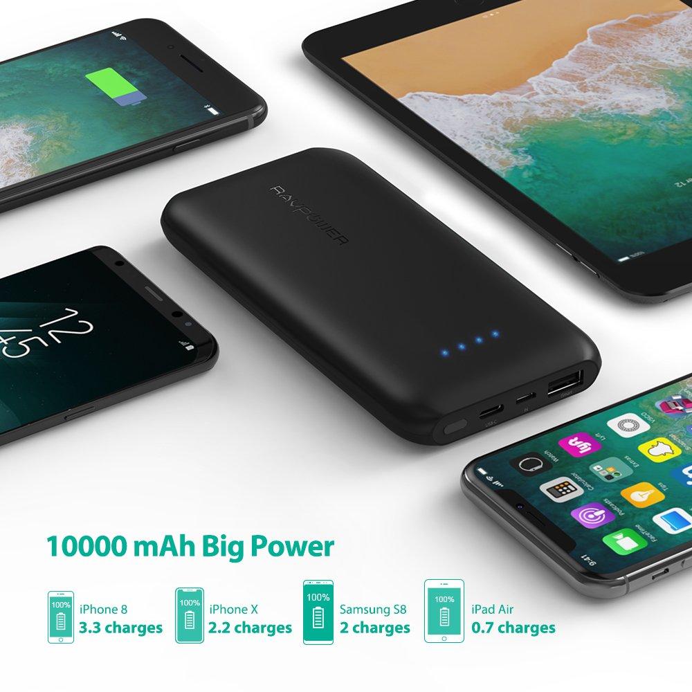 RAVPower 10000毫安移动电源