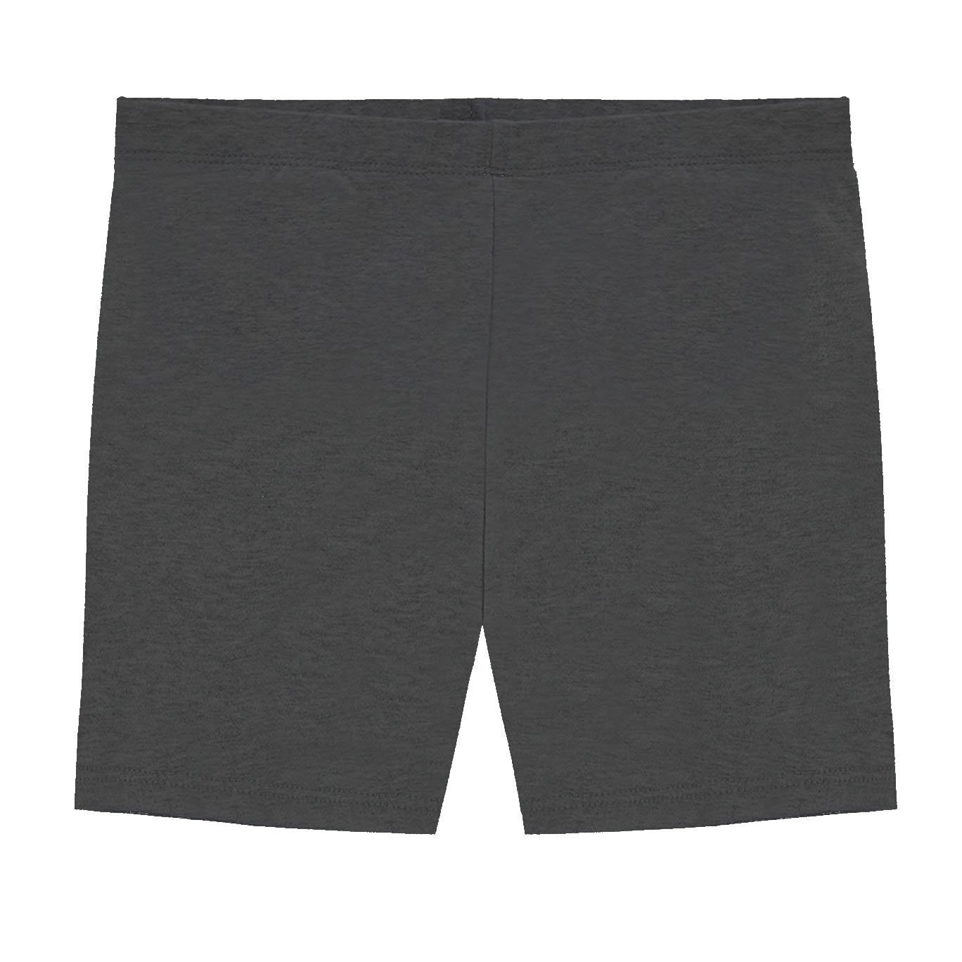 School Uniform Under Skirts Hollywood Star Fashion Khanomak Girls Cotton Bike Shorts for Sports Sizes 2T- 12 Yrs